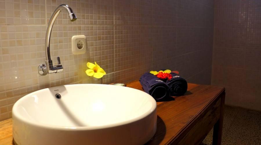 ambiente del bagno