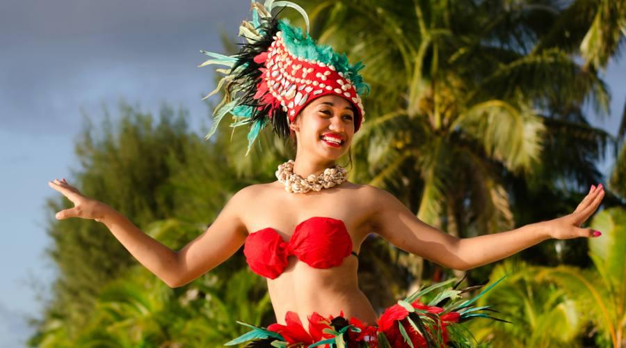 danze tipiche polinesiane