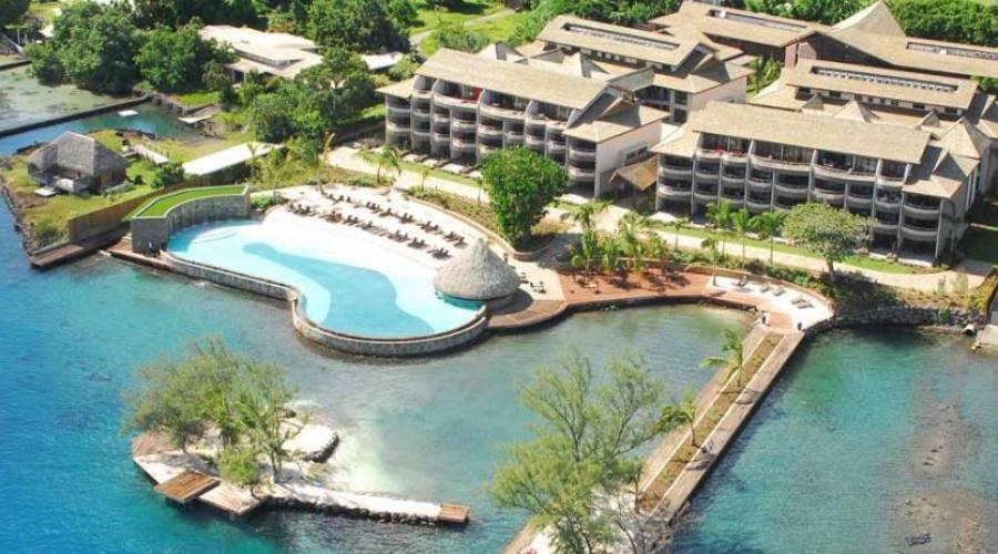 Manava suite hotel Tahiti
