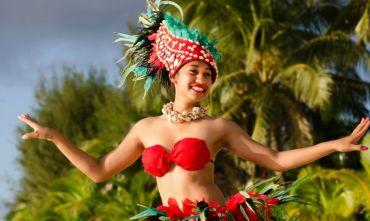 Papeete - Moorea - Bora Bora - Tikehau