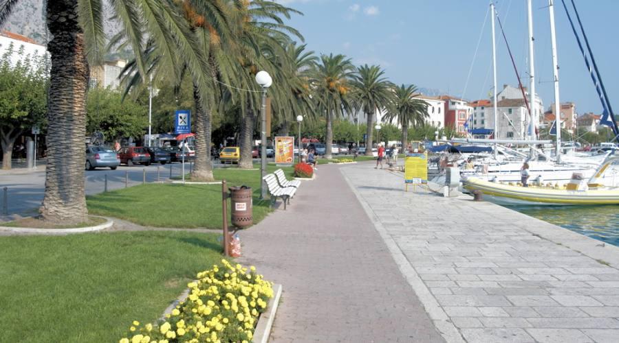 Riviera di Makarska - lungomare