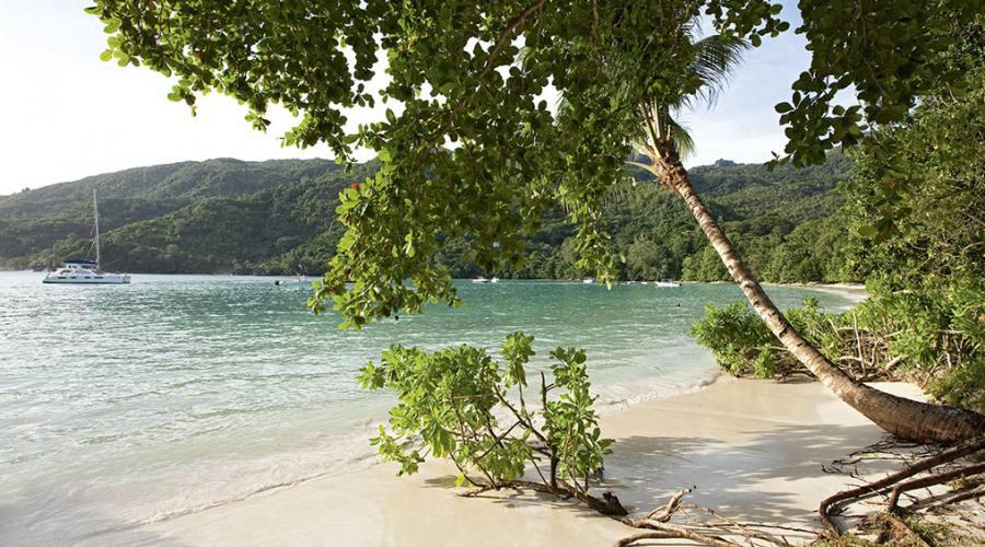 Mahe' - la spiaggia del Constance Ephelia 5 stelle