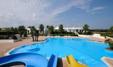 Villaggio per famiglie nella più rinomata baia del salento adriatico