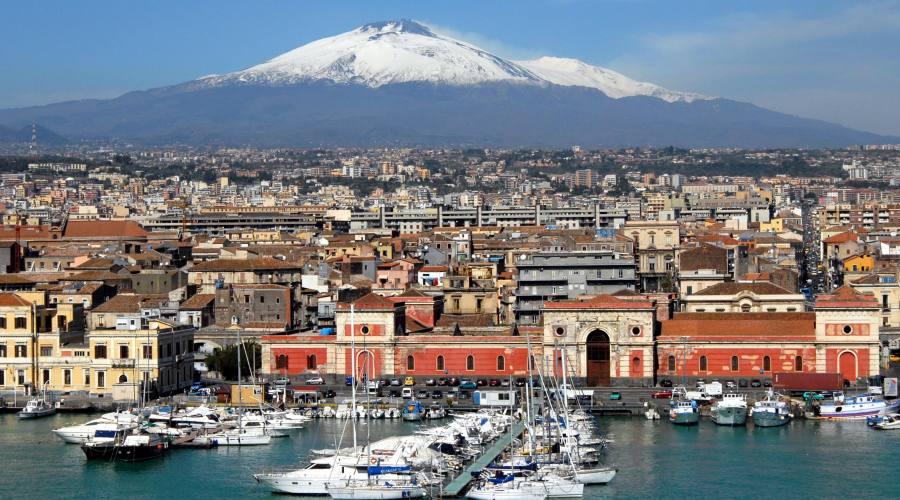 porticciolo di Catania