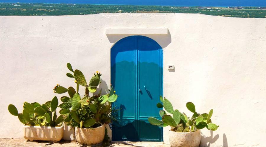 La Porta Blu di Ostuni