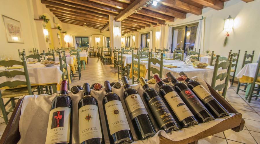 varietà di vino
