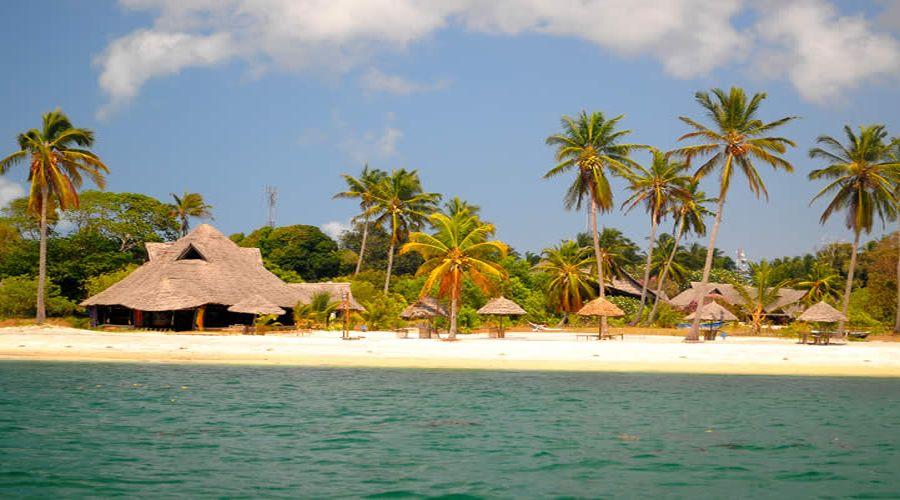 vista dell'isola