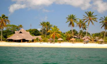Mafia Island Lodge 3 stelle