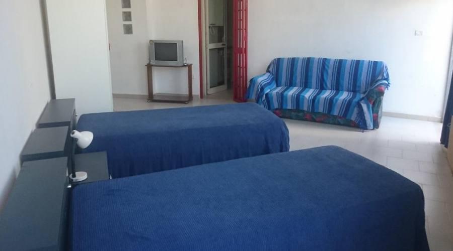 ambiente dell'appartamento