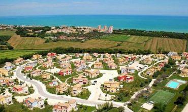 Resort in splendida posizione, tranquilla ma non lontano dal mare