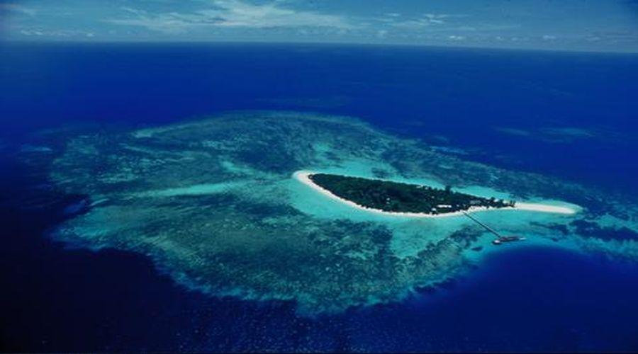 Vista panoramica dell'Isola