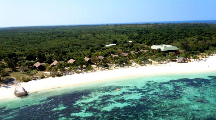 Viwa island Fiji