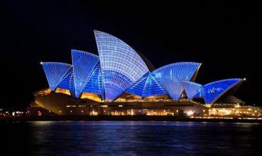 Giro del mondo: Hong Kong, Australia, Fiji, Stati Uniti