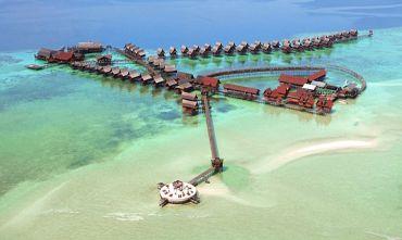 Kapalai Island Resort 3 stelle