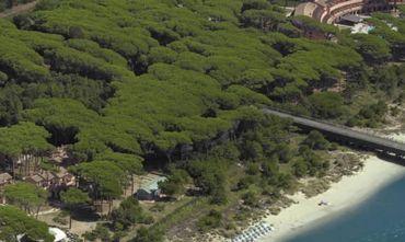 Villaggio direttamente sulla spiaggia...