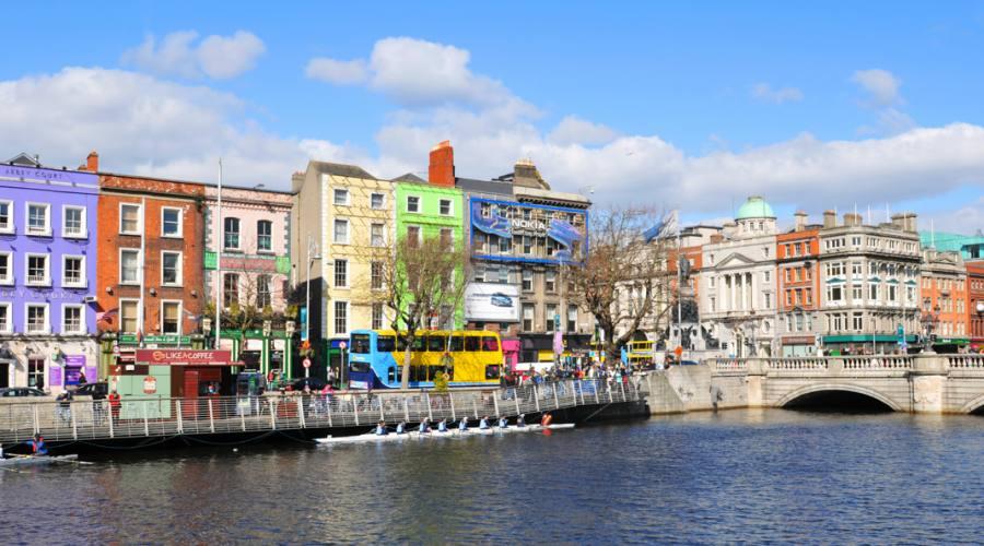 Dublino - panorama