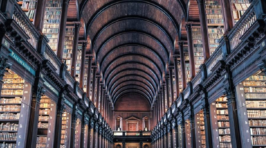 Dublino - libreria