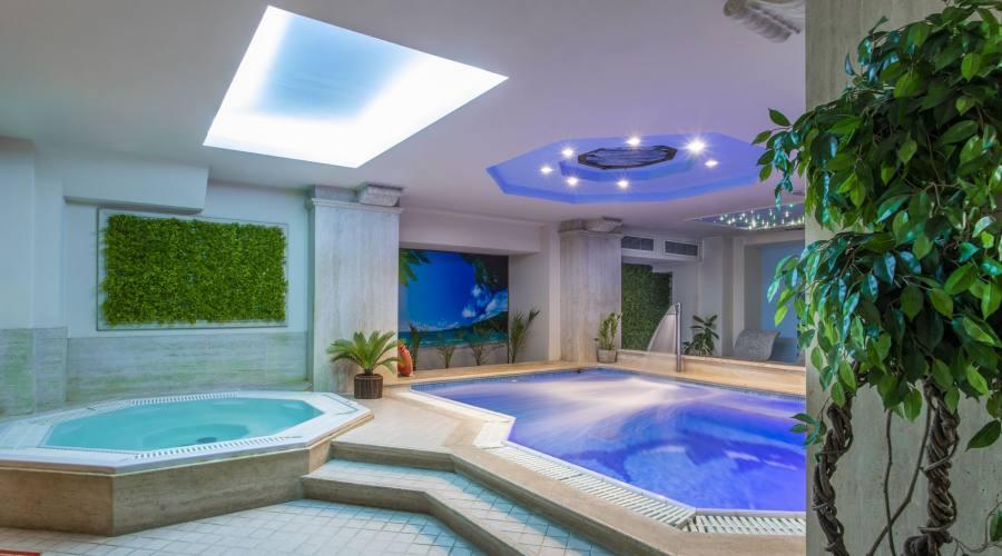 La SPA dell'hotel Egnatia