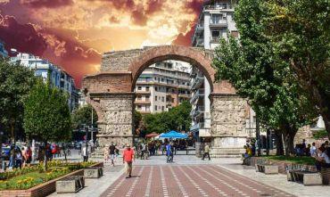 Capodanno nella città macedone in Hotel 4 Stelle