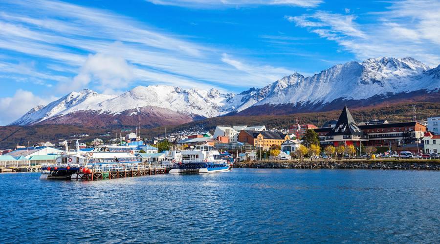 Ushuaia, la fine del mondo