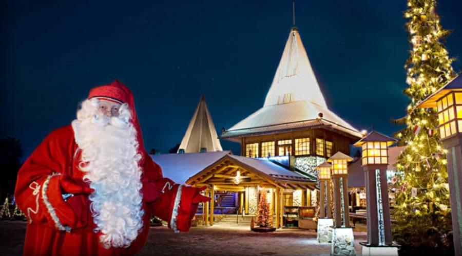 La Favola Di Babbo Natale A Natale 22 26 Dicembre
