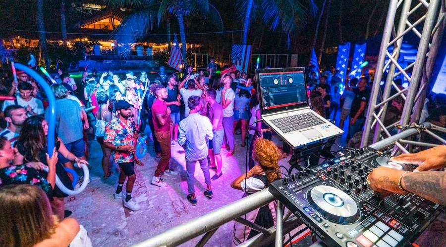 Discoteca Viva Dominicus Beach e Village