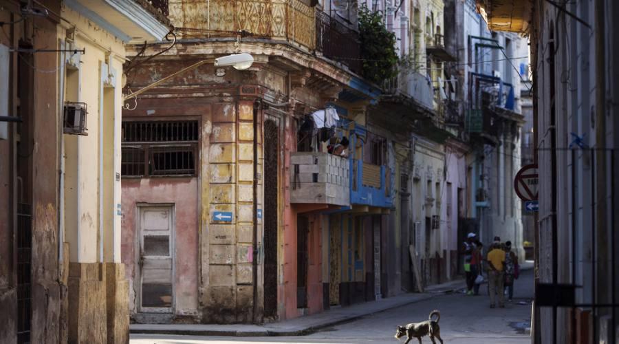 Strade de l'Avana