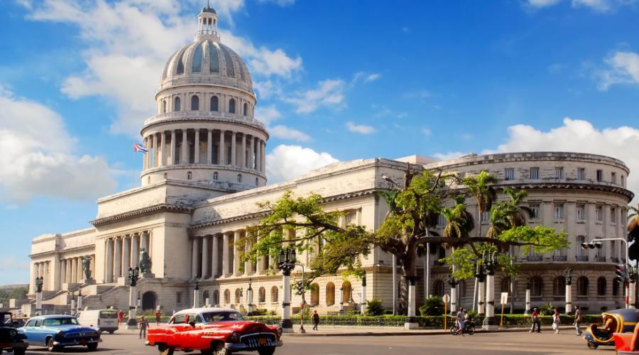Capitolio, Avana