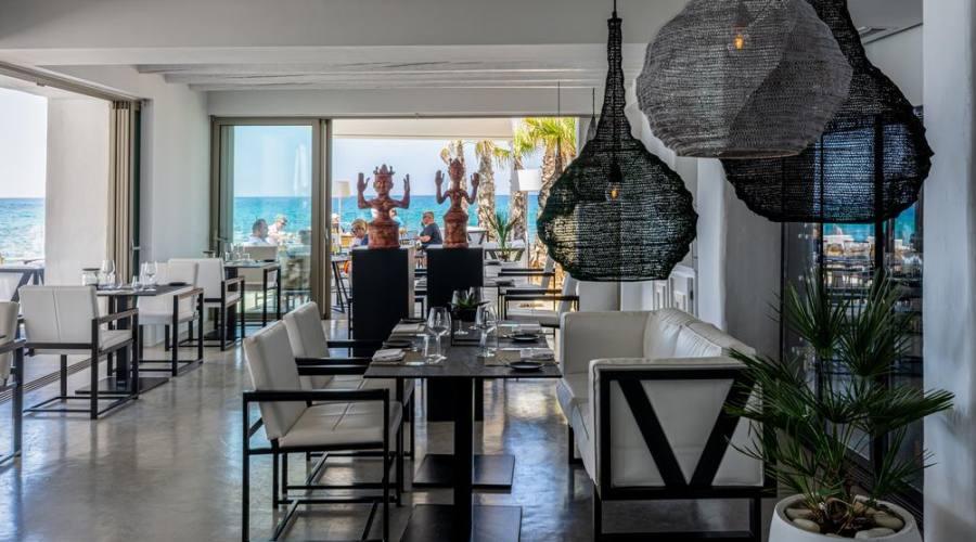 Interno Knossos Beach Hotel
