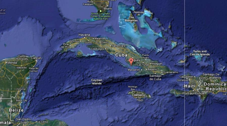 Cuba dall'Alto