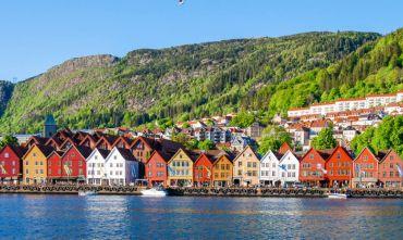 Navigazione sul postale dei fiordi da Bergen a Capo Nord