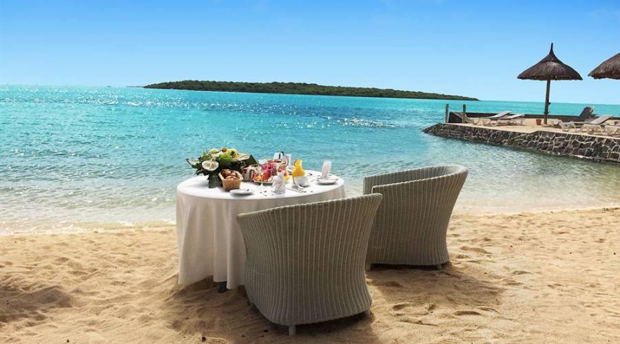 Colazione sulla spiaggia
