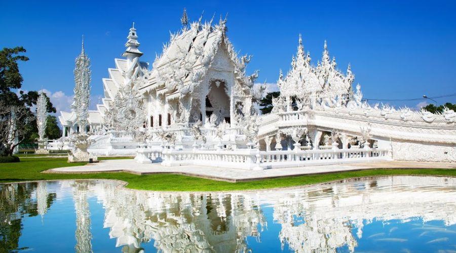 Wat Rong Khun (Tempio Bianco)