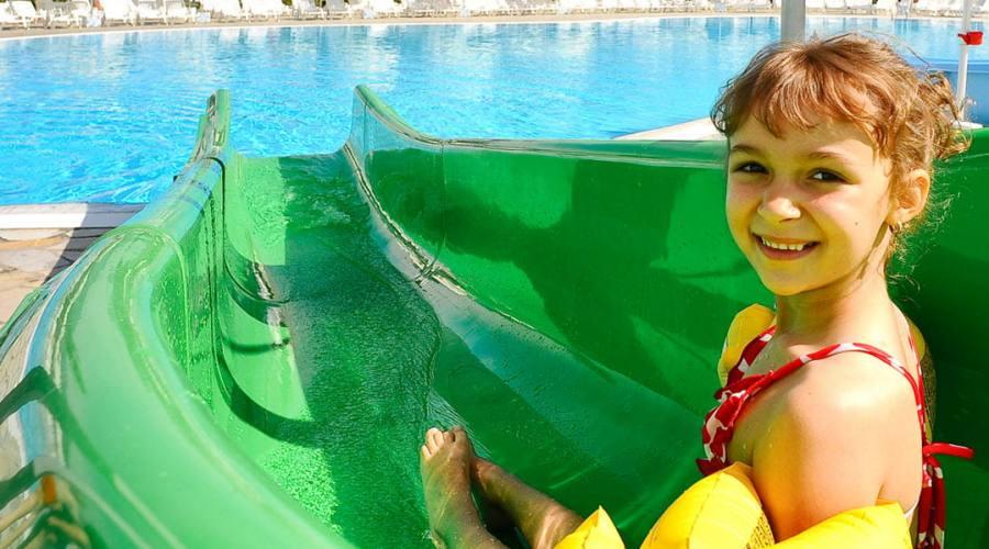 piscine acquascivoli bambini