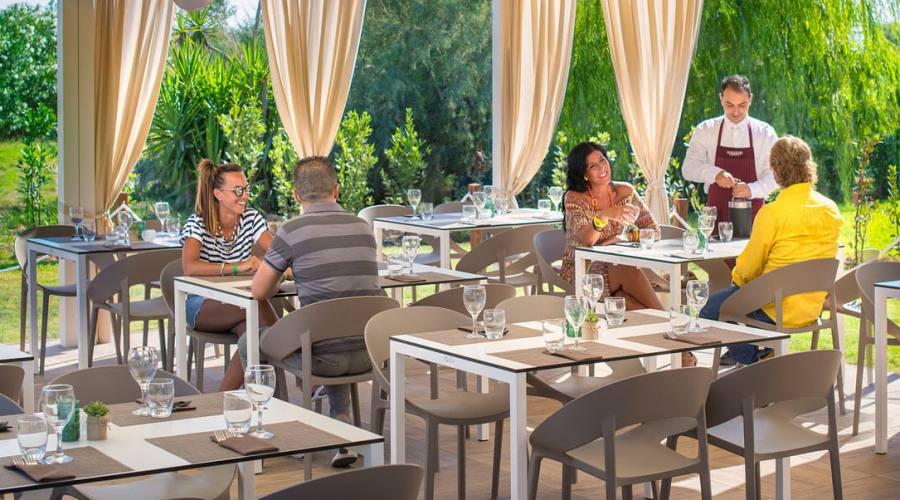 ristorante braceria sibari green village