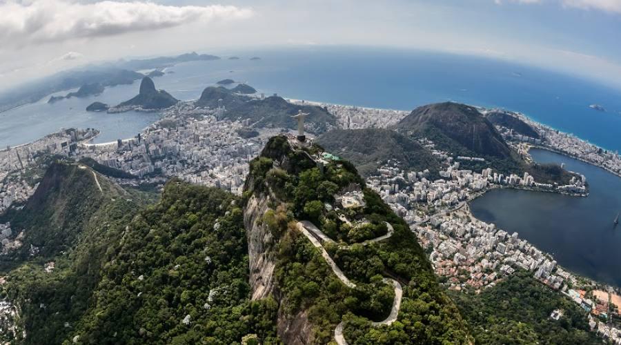 Offerta Capodanno Carioca 2017/2018: Rio, fauna ne la foresta di Tijuca