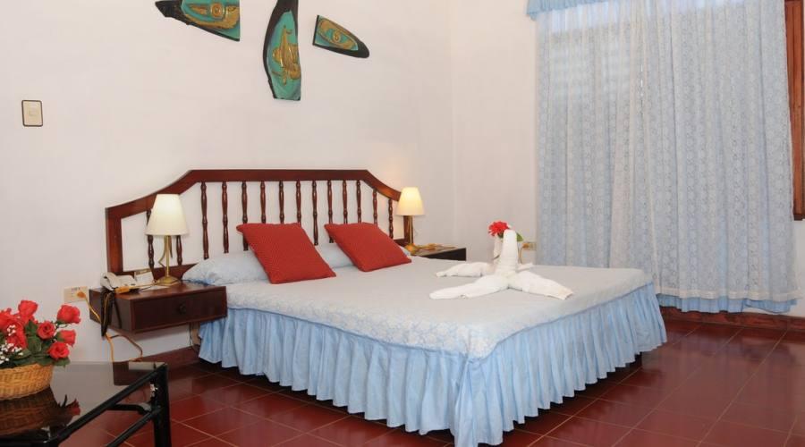 Cayo Saetia, camera matrimoniale