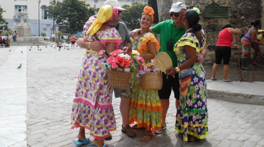 Avana, in centro città