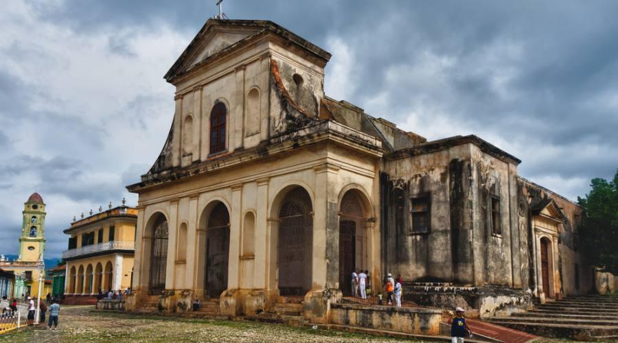 Chiesa Santa Trinità, Trinidad, Cuba