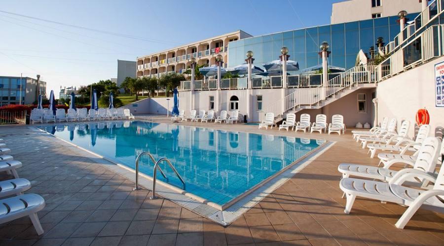 La piscina del Laguna Istra