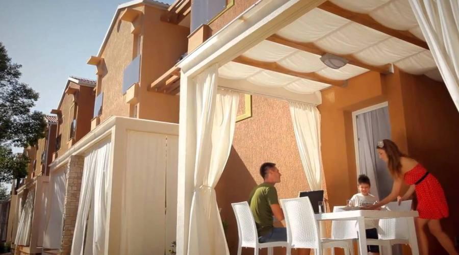 Soggiorno In Villaggio Turistico 3/4 Stelle Direttamente Sul Mare ...