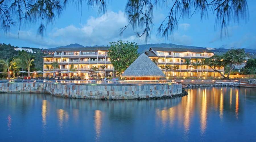 Hotel Manava Suite a Tahiti