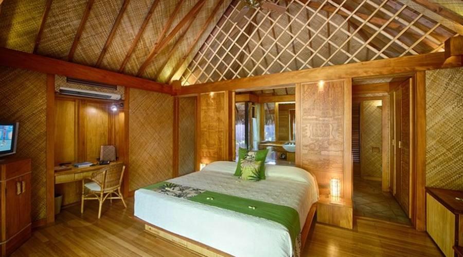 Bora Bora Perl Beach - Garden Bungalow