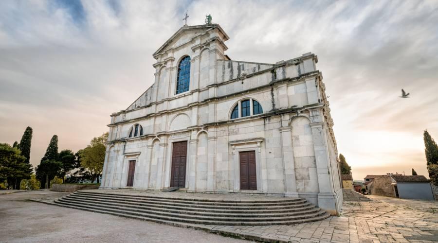 Rovinj - chiesa di S. Eufemia