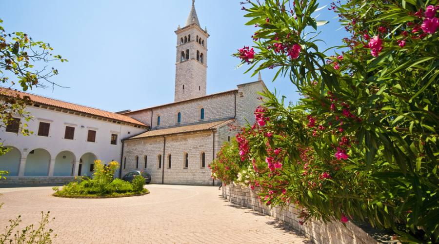 Medulin - Chiesa Santa Agnese