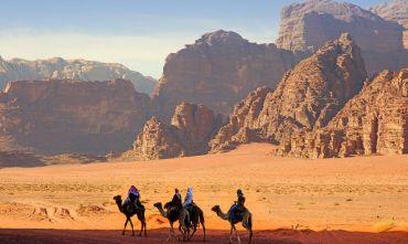 Tour di gruppo - Petra e Mar Morto