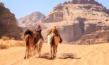Tour di Capodanno nel Deserto