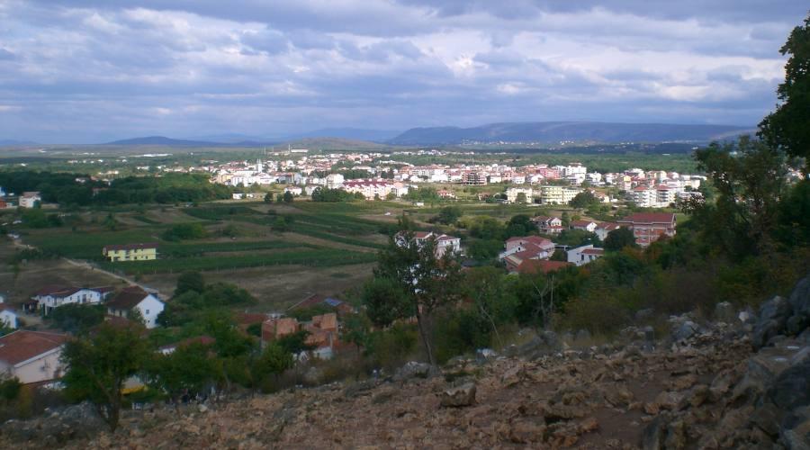 Medjugorje panorama