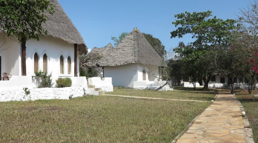 Il bungalow vista giardino