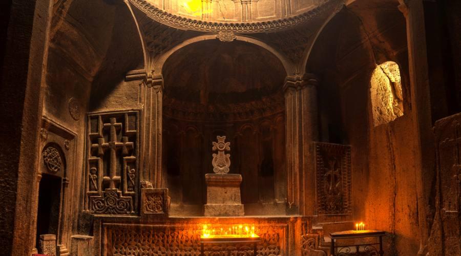 Interno Monastero